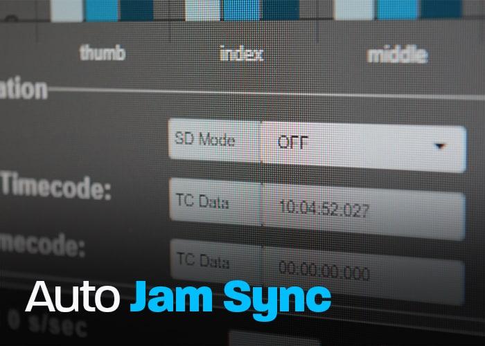 Automated jam sync